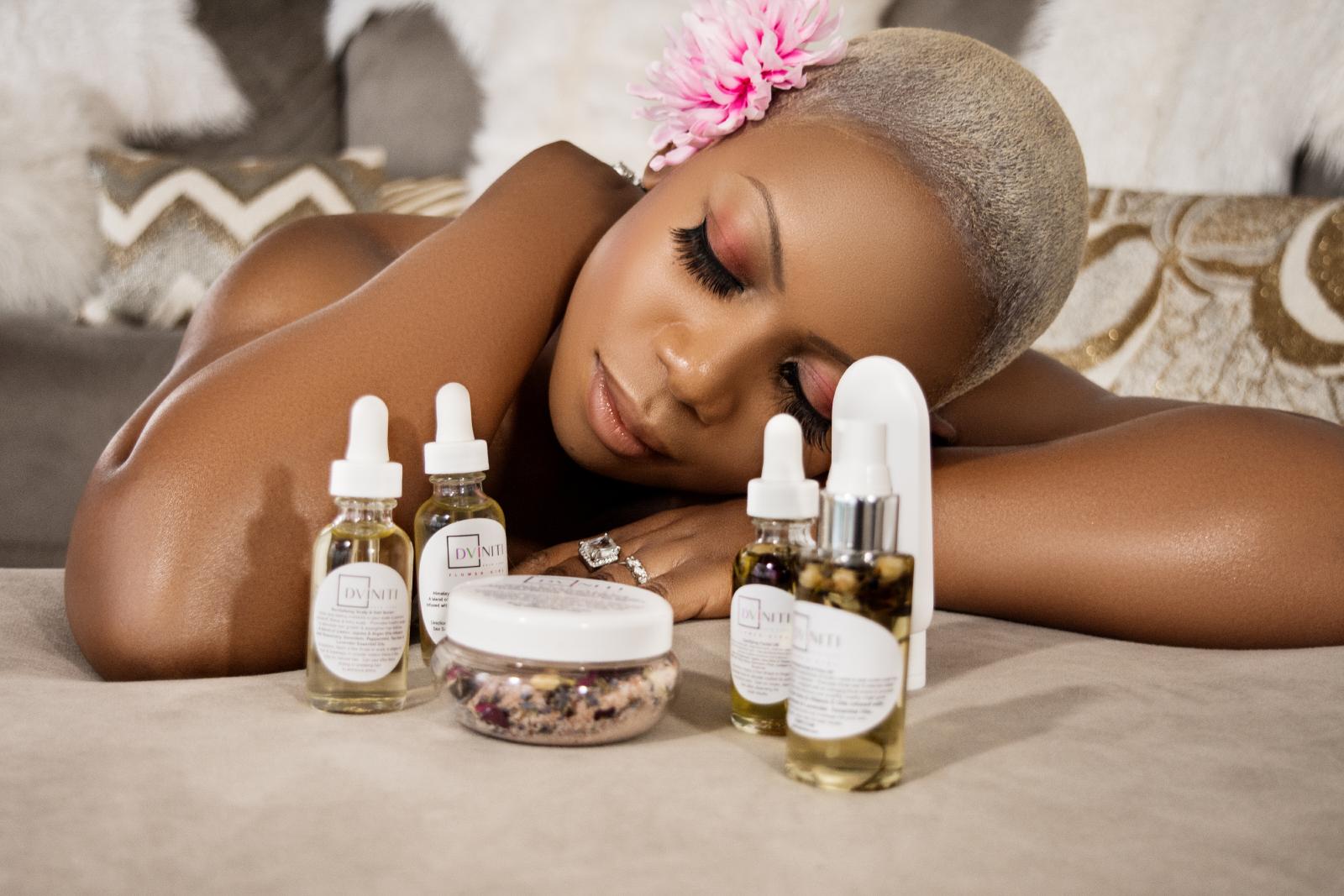 Skincare Routine With DVINITI